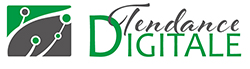 Tendance Digitale Communication Logo
